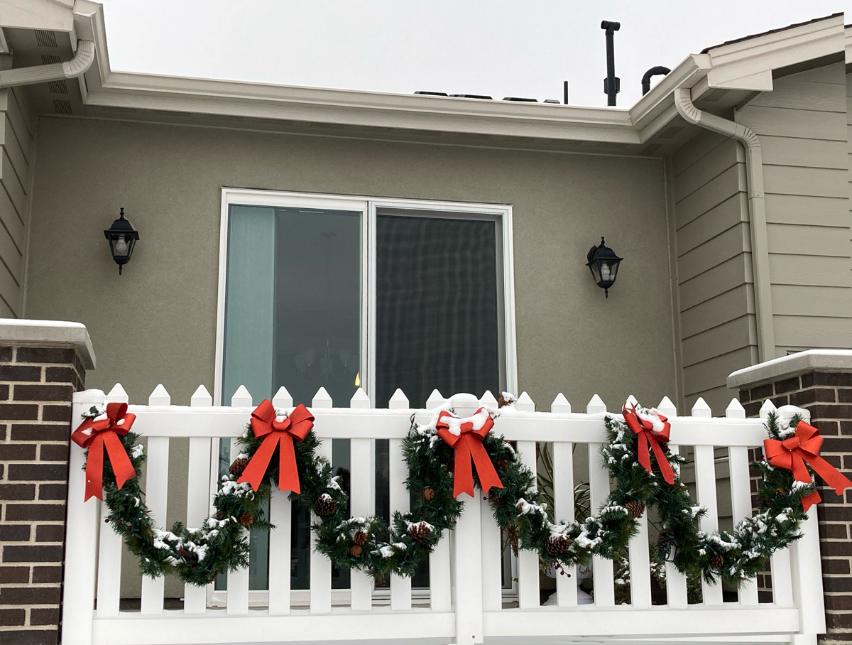Westown Holiday Lights Contest